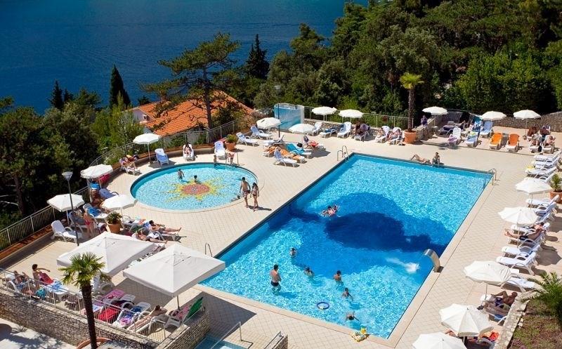 Allegro Sunny Hotel by Valamar - 1 Popup navigation