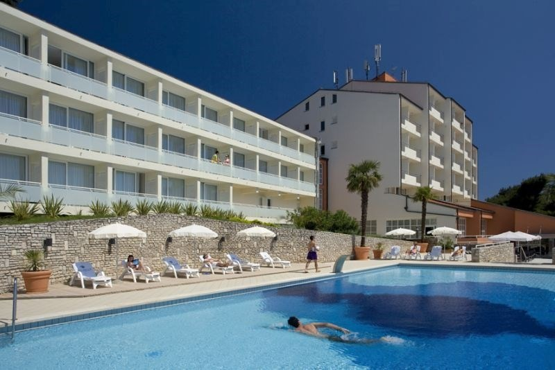 Allegro Sunny Hotel by Valamar - 2 Popup navigation