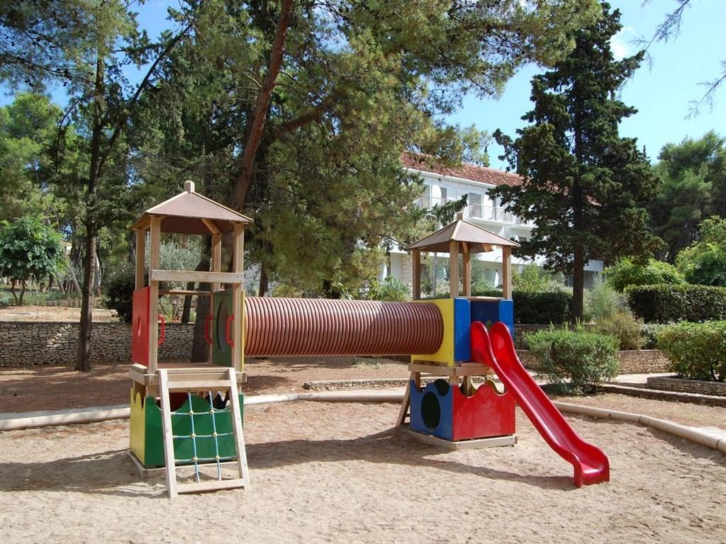 Bluesun Resort Velaris - Pavillons Vlacica & Vrilo - 7 Popup navigation