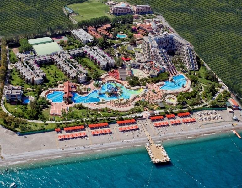 Limak Limra Resort & Hotel - 1 Popup navigation