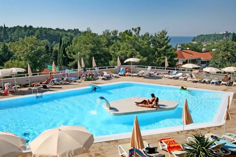 Zelena Resort - Hotel Albatros Plava Laguna - 3 Popup navigation