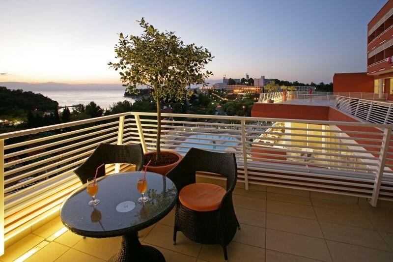 Zelena Resort - Hotel Albatros Plava Laguna - 4 Popup navigation