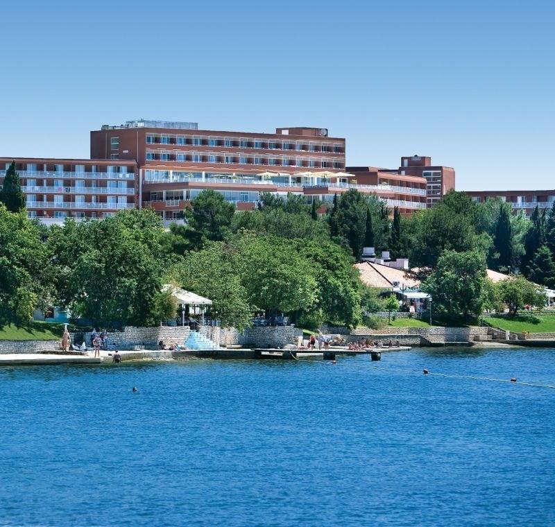 Zelena Resort - Hotel Albatros Plava Laguna - 11 Popup navigation