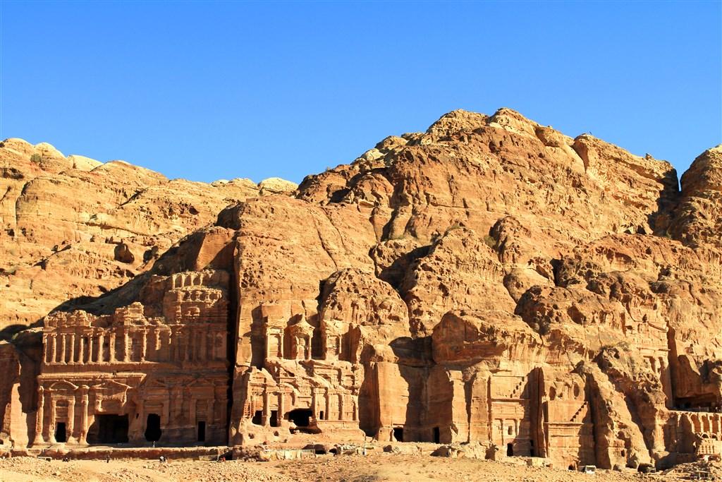 Jordánsko - krajina čarovnej histórie - 1 Popup navigation