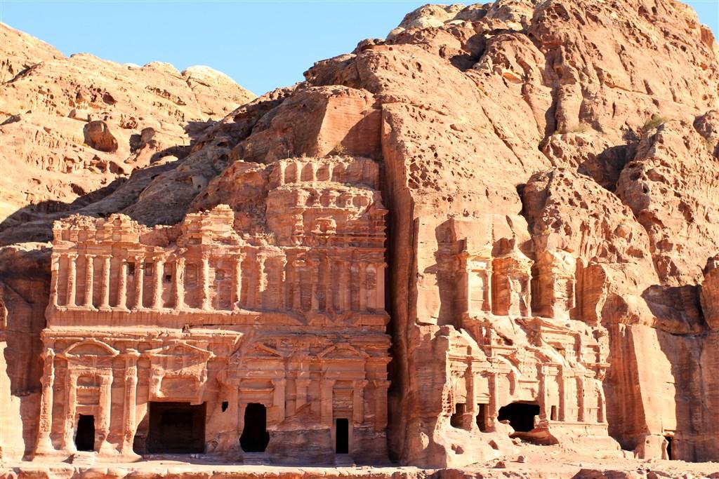 Jordánsko - krajina čarovnej histórie - 2 Popup navigation