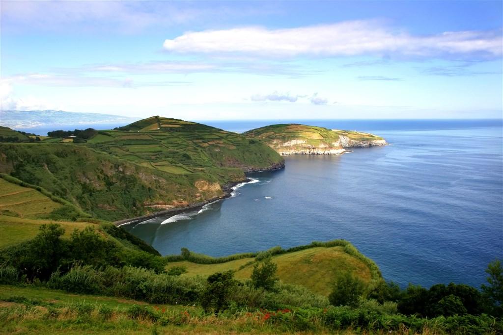 Azorské ostrovy Sao Miguel, Terceira, Pico, Faial - 2 Popup navigation