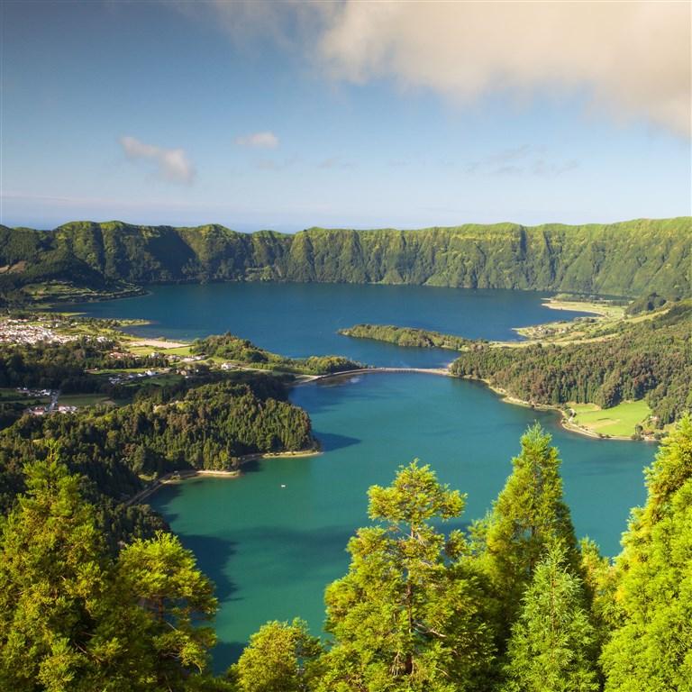 Azorské ostrovy Sao Miguel, Terceira, Pico, Faial - 3 Popup navigation