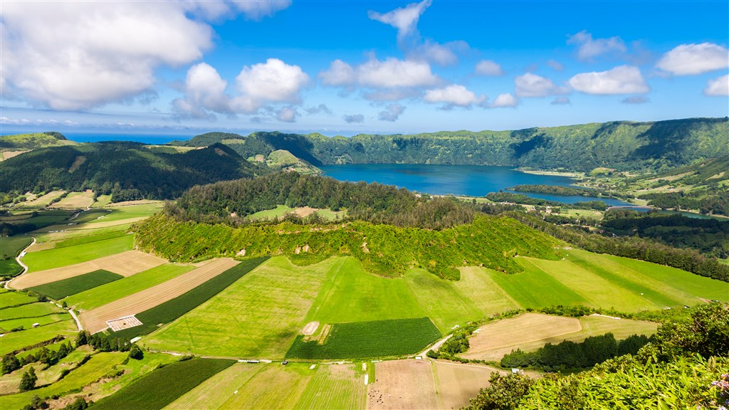 Azorské ostrovy Sao Miguel, Terceira, Pico, Faial - 10 Popup navigation