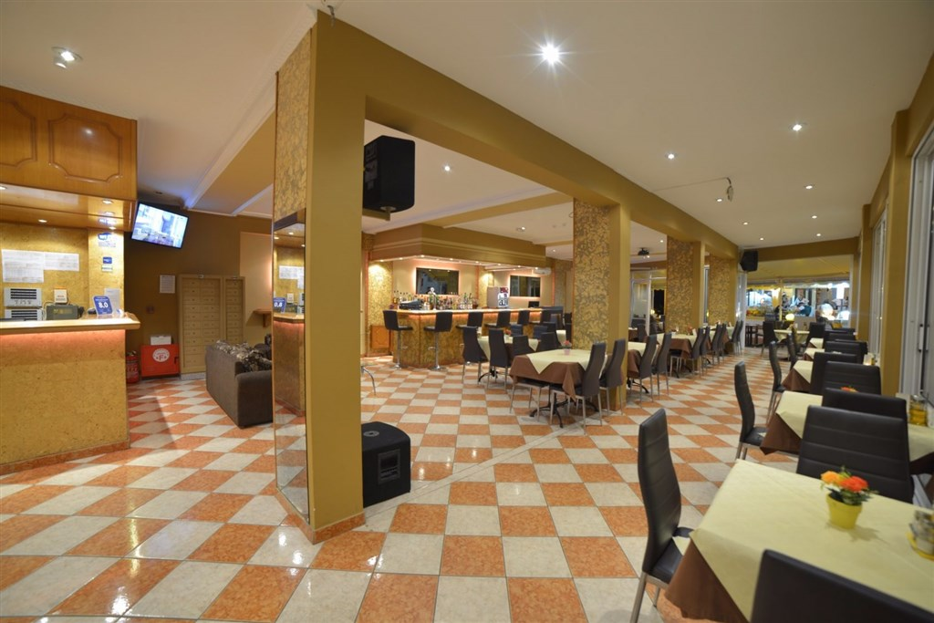 Hotel Angelina - 2 Popup navigation
