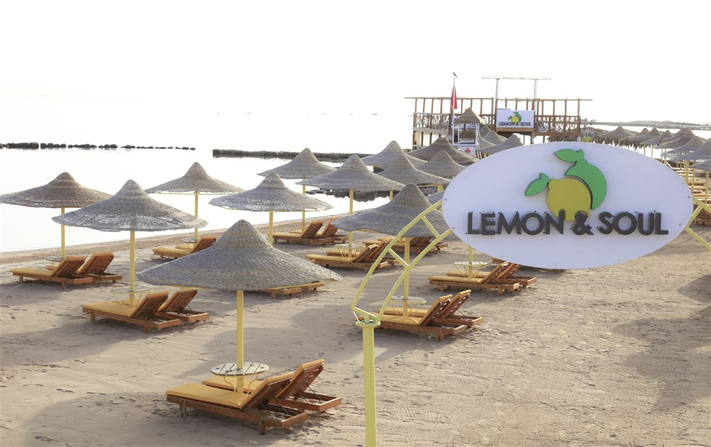 Lemon & Soul Makadi Bay demnächst Erwachsenenhotel - 20 Popup navigation