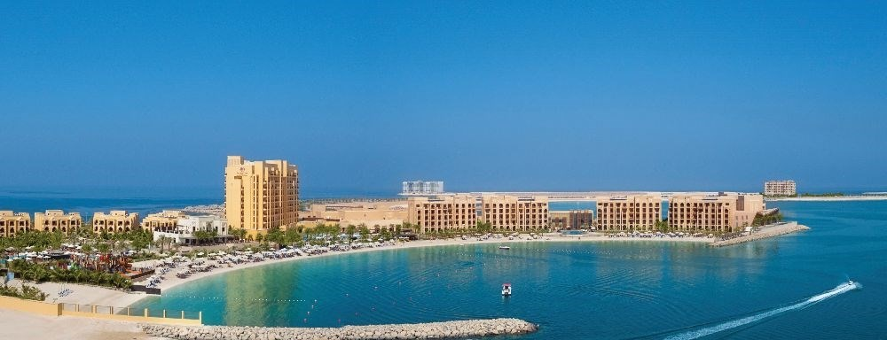 DoubleTree by Hilton Resort & Spa Marjan Island 2
