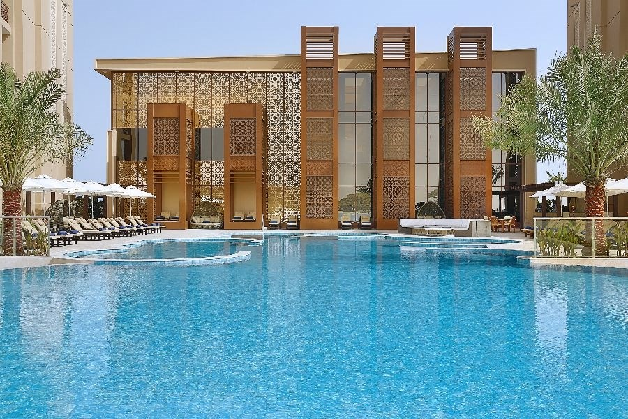 DoubleTree by Hilton Resort & Spa Marjan Island 9