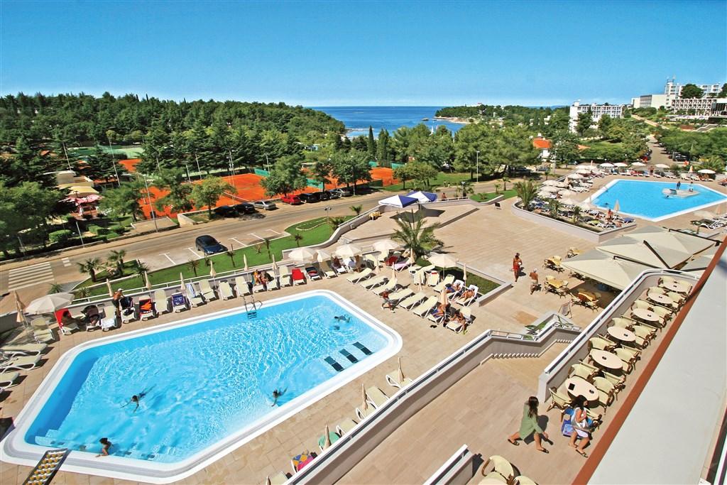 Zelena Resort - Hotel Albatros Plava Laguna - 31 Popup navigation