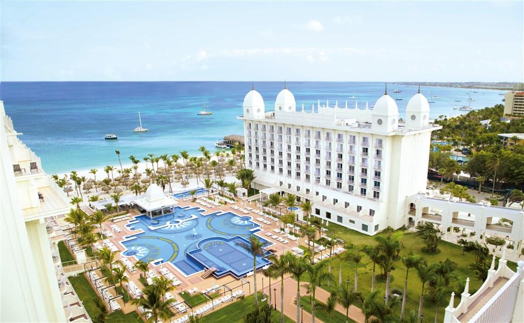 Riu Palace Aruba - 3 Popup navigation