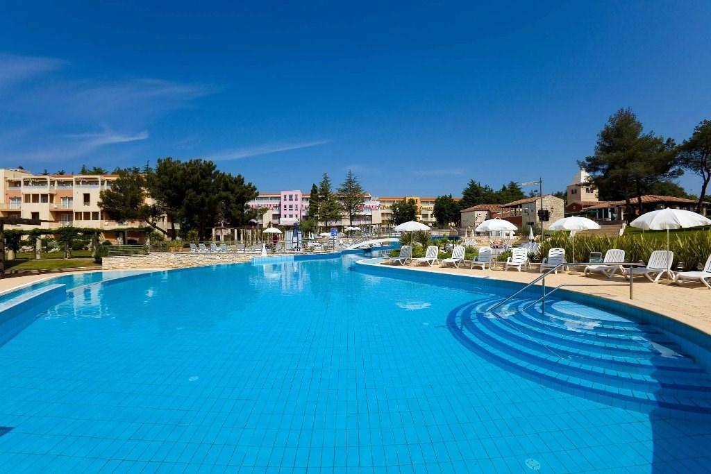 Sol Garden Istra for Plava Laguna - Hotel - 4 Popup navigation