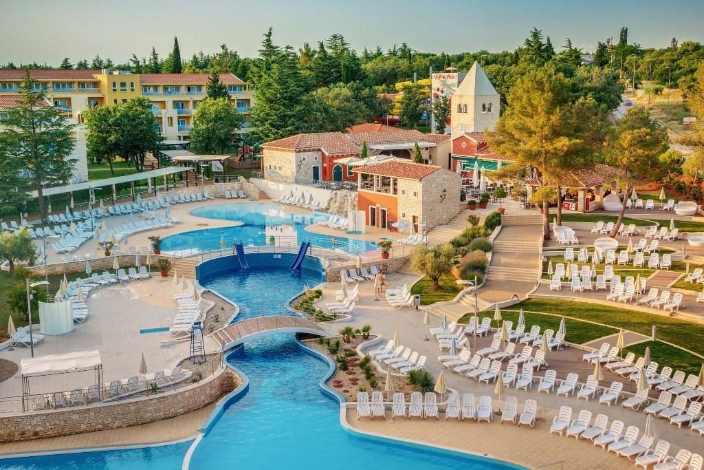 Sol Garden Istra for Plava Laguna - Hotel - 5 Popup navigation